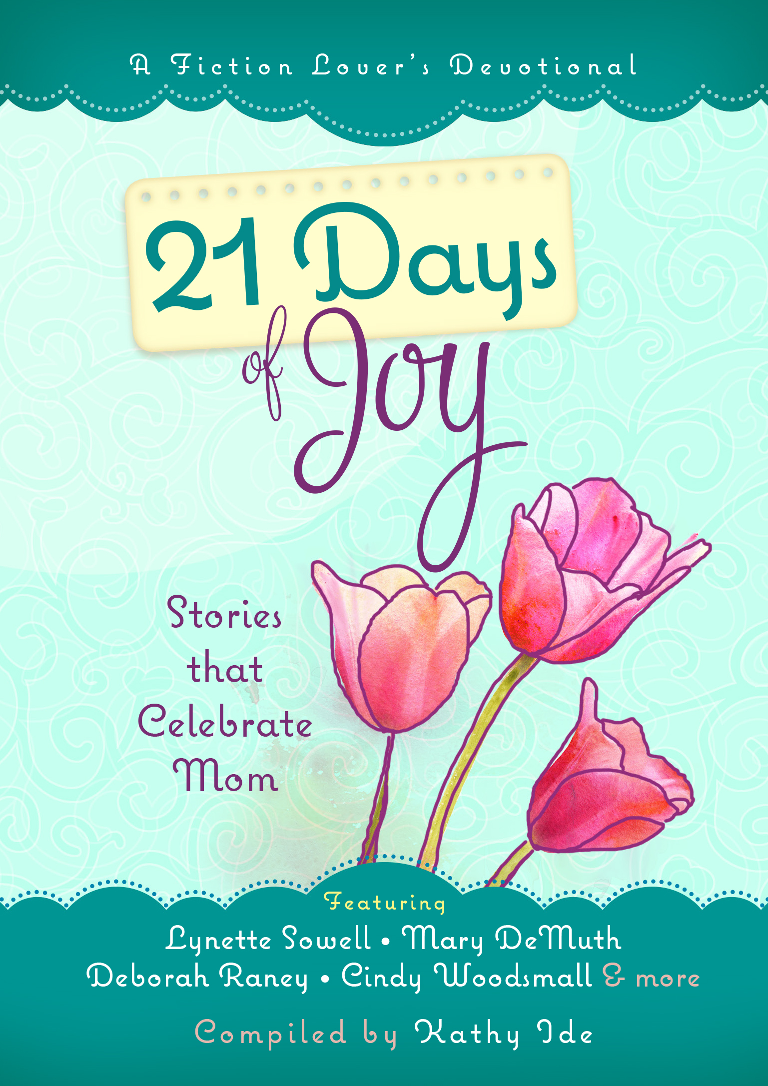 21 Days of Joy cover, full res